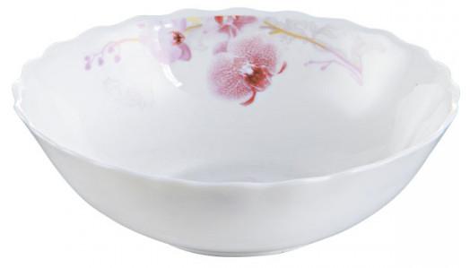 Салатник 6' Розовая орхидея S&T 30059-61099 S&T