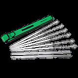 Набор из 6 шампуров с подставкой Кемпинг ZDBQ-807, фото 2