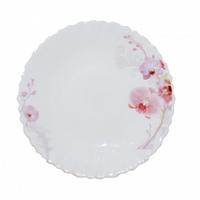 Тарелка 7.5' S&T Розовая орхидея 30070-61099 S&T