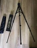 Штатив тринога трипод для телефона і камери А608 (142см), фото 5