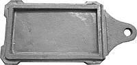 Шибер (заслонка) малый ШМ-1 (230 х 190 мм.)