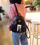 Комплект Рюкзак+ (4 предмета) черный, фото 2