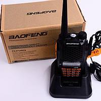 Радиостанция Baofeng\ Pofung UV-6R 7W Рация + Гарнитура