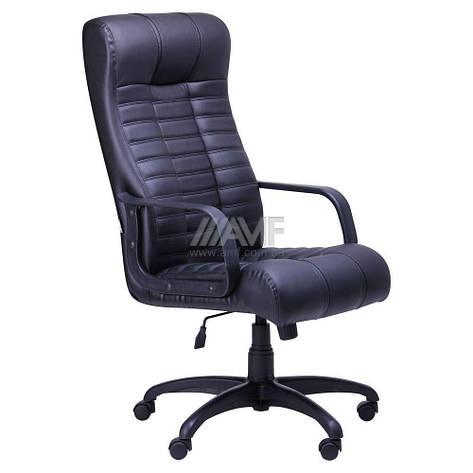 Кресло руководителя Атлантис PL (пластик) (с доставкой) (механизм Tilt), фото 2