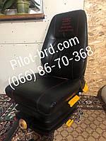 Сиденье пилот механическое пневмо с компрессором в трактор мтз