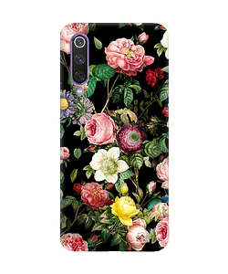 Чехол на Xiaomi Mi 9 SE Dark Rose