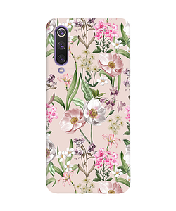 Чехол на Xiaomi Mi 9 SE Flower Garden