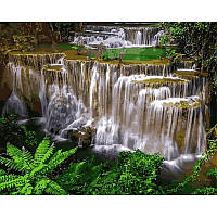Картина по номерам Национальный парк Эраван 40x50 см. Babylon