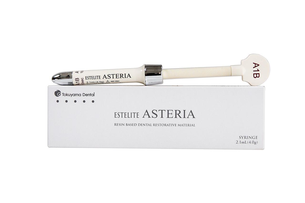ESTELITE ASTERIA (Эстелайт Астерия) SYRINGE ШПР.B3B, 4ГР Tokuyama Dental А2В А3В
