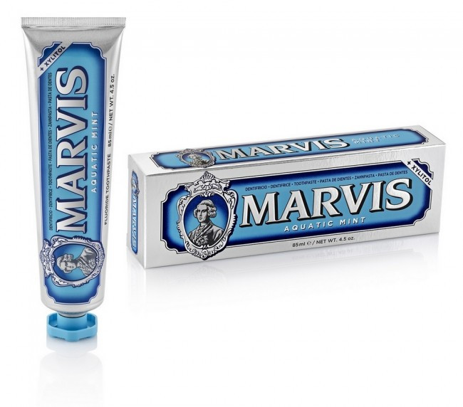 """Зубная паста """"Морская мята"""" Marvis Aquatic Mint"""