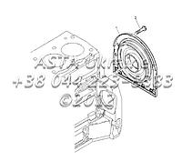 Задний сальник двигателя 1104C-44Т, RG38101 Г1-2-5, фото 1