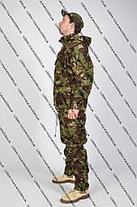 Костюм Британия с отстёгивающимся капюшоном и рукавами, фото 2