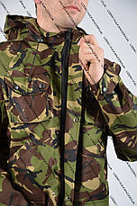 Костюм Британия с отстёгивающимся капюшоном и рукавами, фото 3