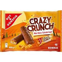 Конфеты мини-кекс  CRAZY CRUNCH хрустящая карамель 400г Германия