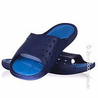 Шлепки мужские синие Calypso
