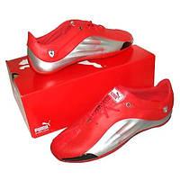 Kraftek SF Rosso Corsa / Metallic Silver – стиль, спорт и максимальный комфорт для Ваших ног, модный дизайн