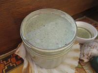 Мягкое мыльное суфле, с маслами, мыльными орехами и травами   мыло 200 мл