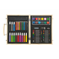 Эко набор для рисования 67 предметов 28,5 x 24,6 x 4,2 см
