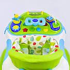 Ходунки для малышей JOY W 1118 PB 8 салатовый, фото 3