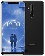 "OUKITEL C12 black 2/16 Gb, 6.18"", MT6580, 3G"