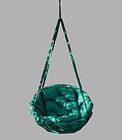 Подвесные качели-гамак Ø 96 см нагрузка 120 кг
