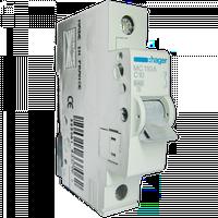 Автоматический выключатель In=10 А, 1п, В, 6 kA, 1м Hager (MB110A)