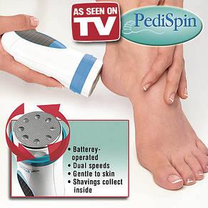 Средство по уходу за ногами Pedi Spin, фото 2