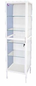 Шкаф медицинский одностворчатый ШМ-1 Праймед