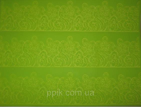 Коврик кондитерский силиконовый для айсинга Цветы, фото 2