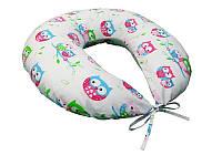 Подушка для годування Сова KIDIGO (з наволочкою)