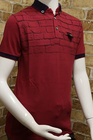 Летняя футболка для мальчика 7-10 лет, фото 2