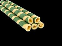 Вафельная трубочка полосатая сладкая цветная 170шт/упаковка