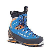 Ботинки Zamberlan Mountain Pro Evo GTX Синий-Оранжевый, Мужской, 44,5, Лето, Взрослая, Альпинизм, Cordura, да, Ботинки