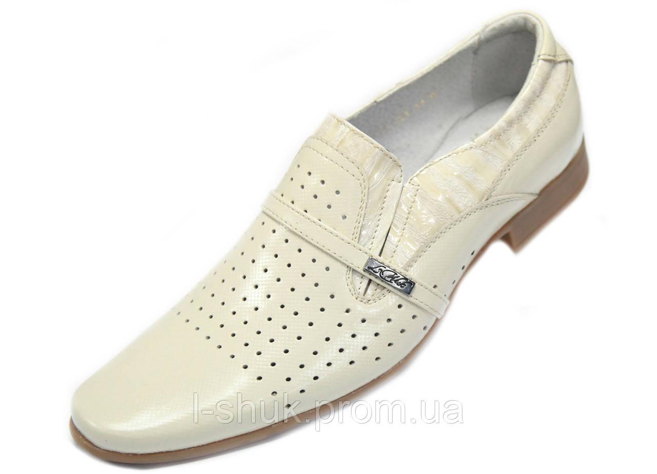 Чоловічі літні туфлі -