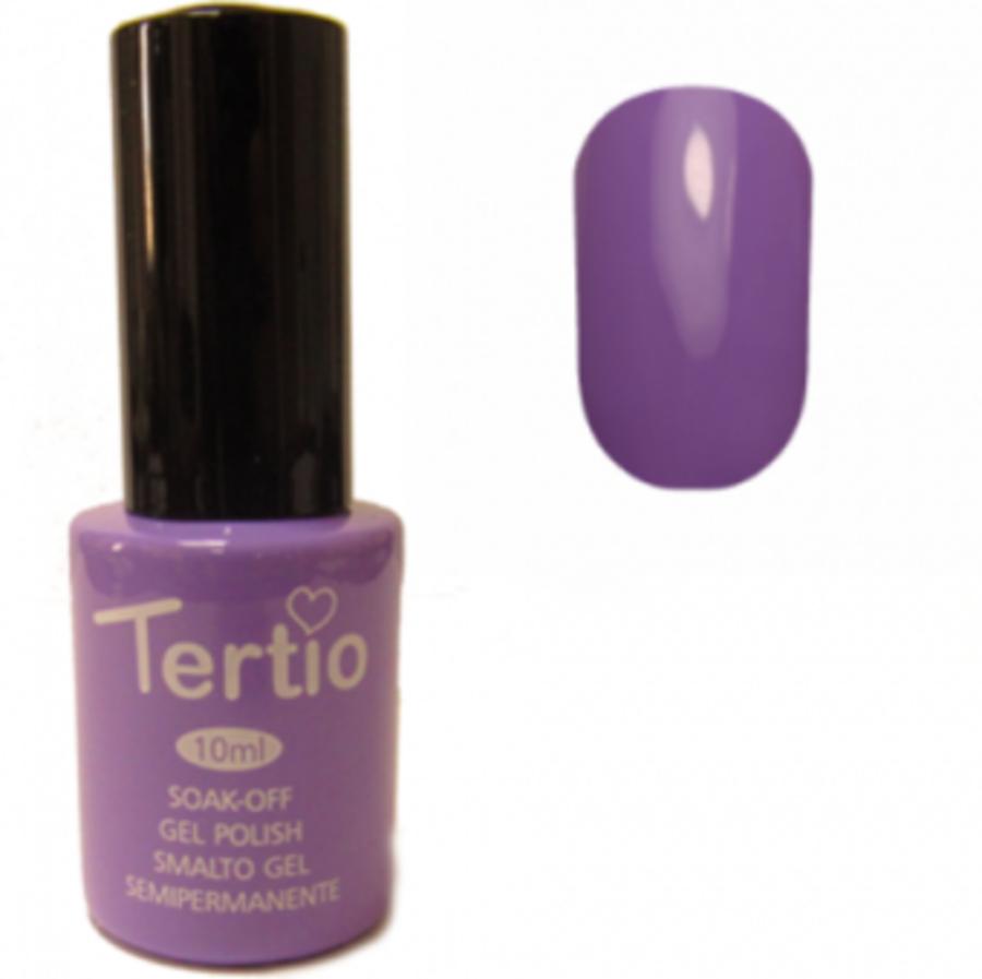 Гель-лак Tertio № 148 (темна лаванда)