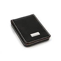 Визитница черная карманная S8003-3