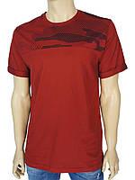 Оригинальная мужская футболка Fabianі 23153 M.Red