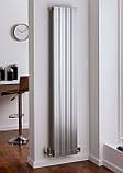 Алюминиевый радиатор Global OSKAR 1000, Италия, фото 5