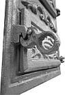 Дверка спаренная на защелке ДСЗ-1 (480 х 270 мм.), фото 3