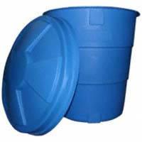 Резервуар конічний вертикальний для води V 500 (49010500000) (VALROM)