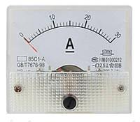 Амперметр постоянного тока 10А аналоговый