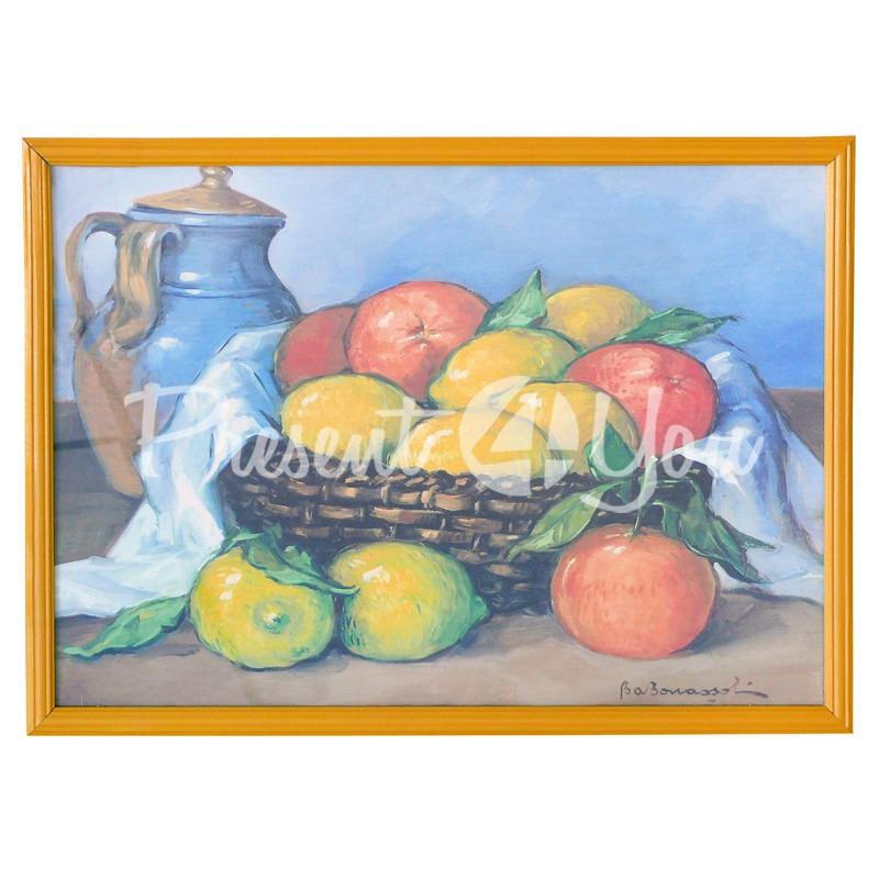 Картина 'Фрукты', 37,5х52,5 см.
