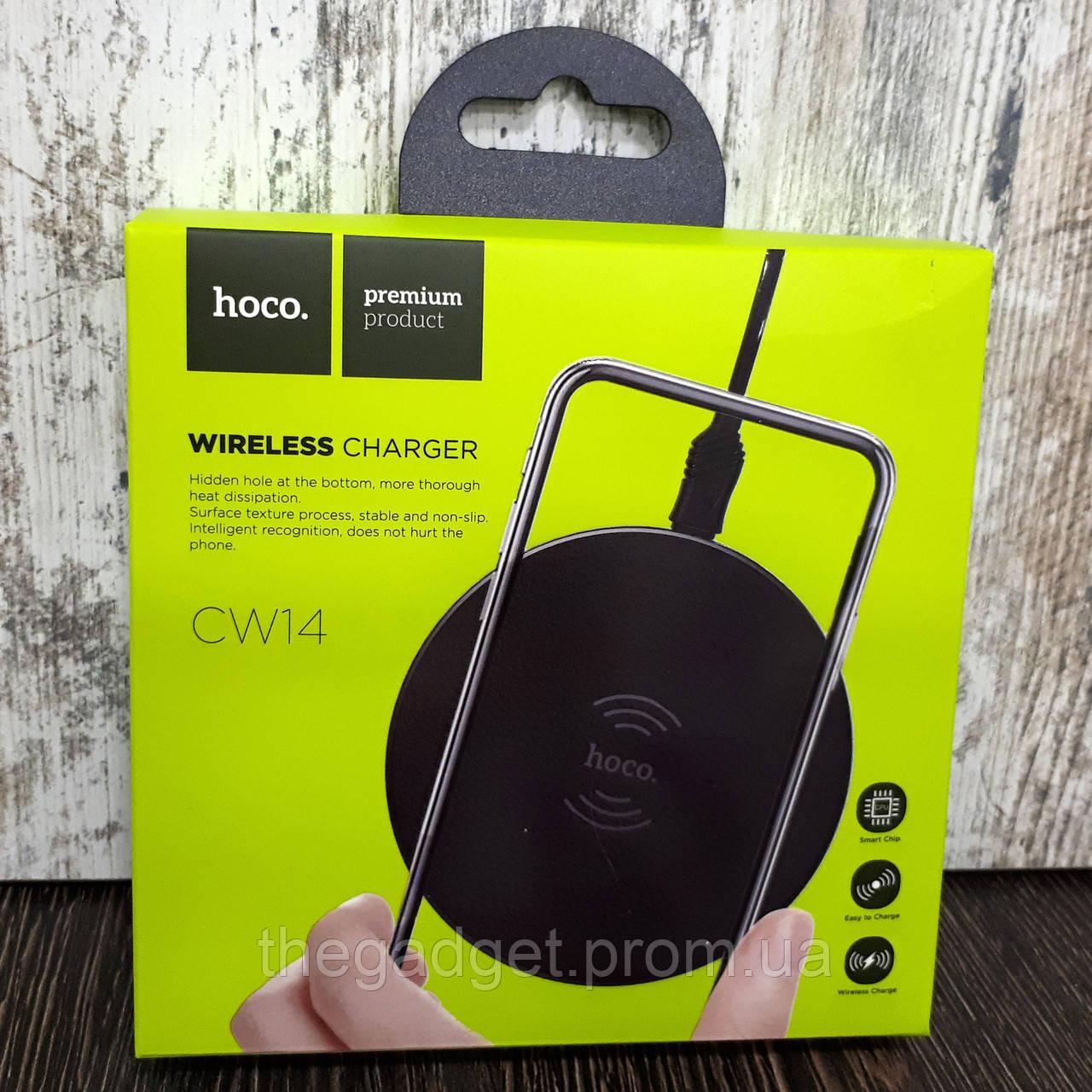 Беспроводное зарядное устройство Hoco CW6