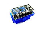 Диагностический сканер ELM327mini bluetooth Версия 1.5. PIC18F25K80, фото 4