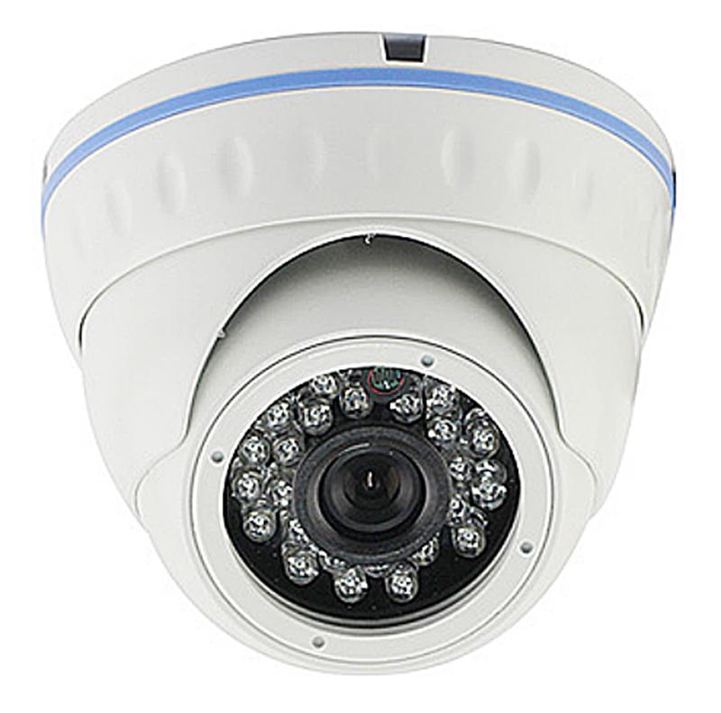 Видеокамера AHD купольная антивандальная IRVD-AH200