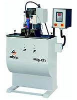 MIG-IST Станок для сварки и отжига ленточных пил в аргоновой среде