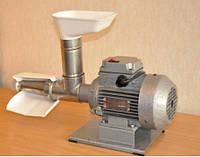 Пресс ТШМ-2 для томатов, винограда электрическая