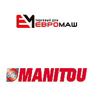 314022 Плата электрическая - панель приборов + плата 291427 Manitou (Маниту) (оригинал)