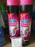 Средство для чистки труб и канализации gut&gunstic pulver power гранулы 0.6кг