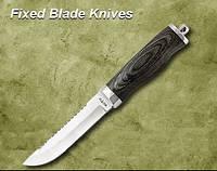 Нож охотничий 05 TK.Рукоять - дерево, металл.охотничьи ножи,товары для рыбалки и охоты,оригинал